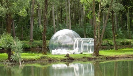 campers bubble hotels 3