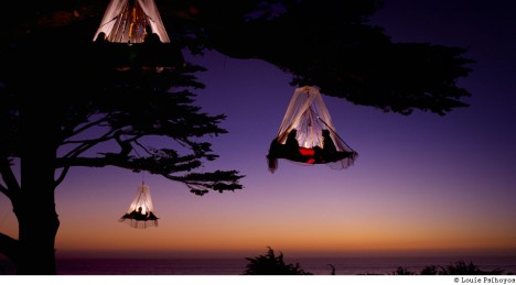 Extreme Camping: 16 Out-There & Open-Air Accommodations | Urbanist