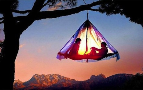 campers hanging beds 2