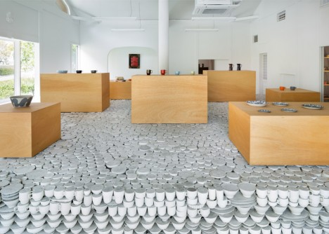 ceramic wood display cases