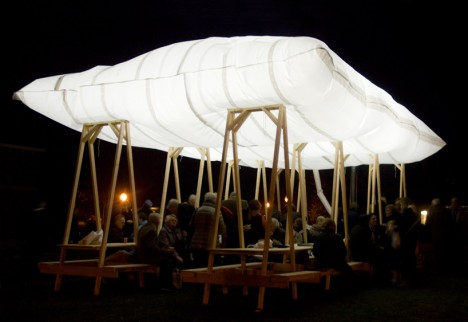 inflatable roof 2
