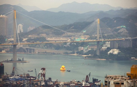 inflatable rubber duck 2