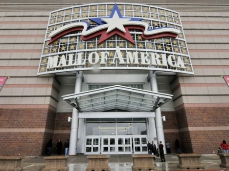 mall of america exterior
