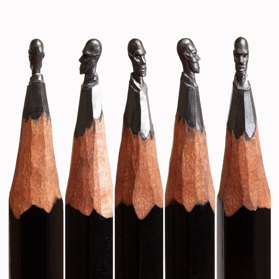 pencil carving 5