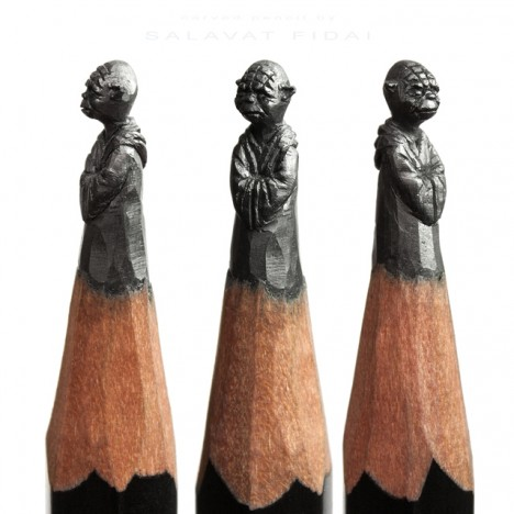pencil carving 8