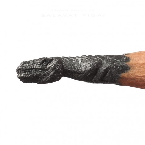 pencil carving 9