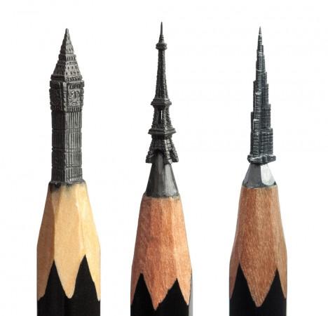 pencil carvings 3