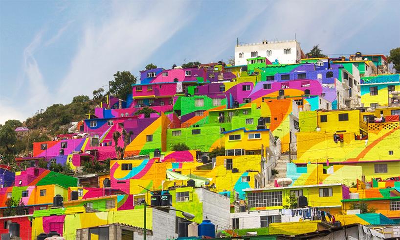 rainbow mural 4
