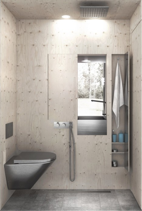 shipyard bathroom space