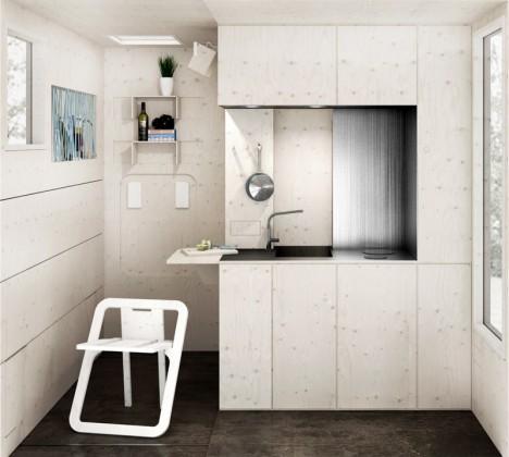 shipyard compact kitchen chair