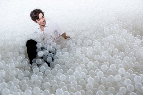 snarkitecture ball pit 3