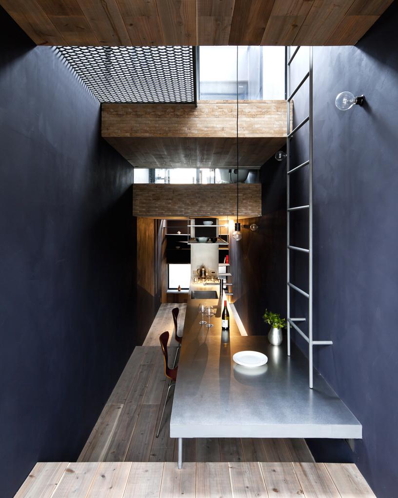 tokyo narrow house 2