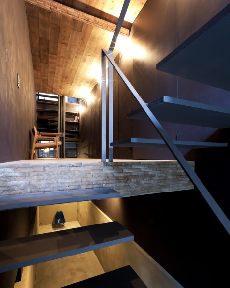 tokyo narrow house 5