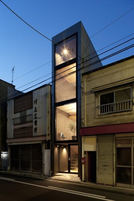tokyo narrow house 7