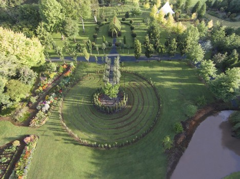 tree church gardens