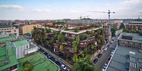 tree house urban torino 2
