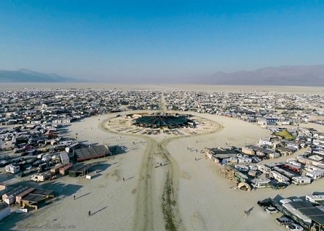 black rock city urbanism