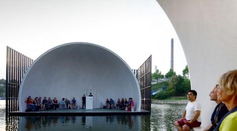 bridges mobile domed 3