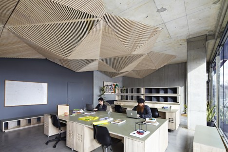 ceilings origami 2