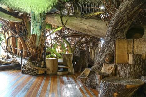 city museum indoor cavern