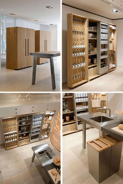 compact apartment kitchen storage 3