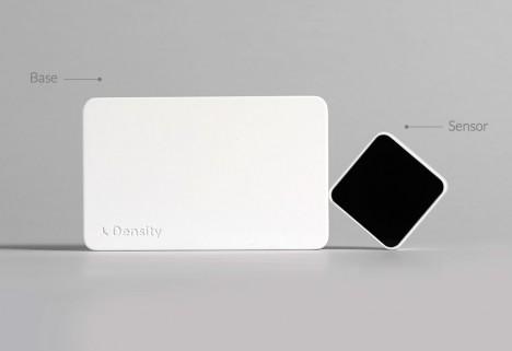 density sensor box