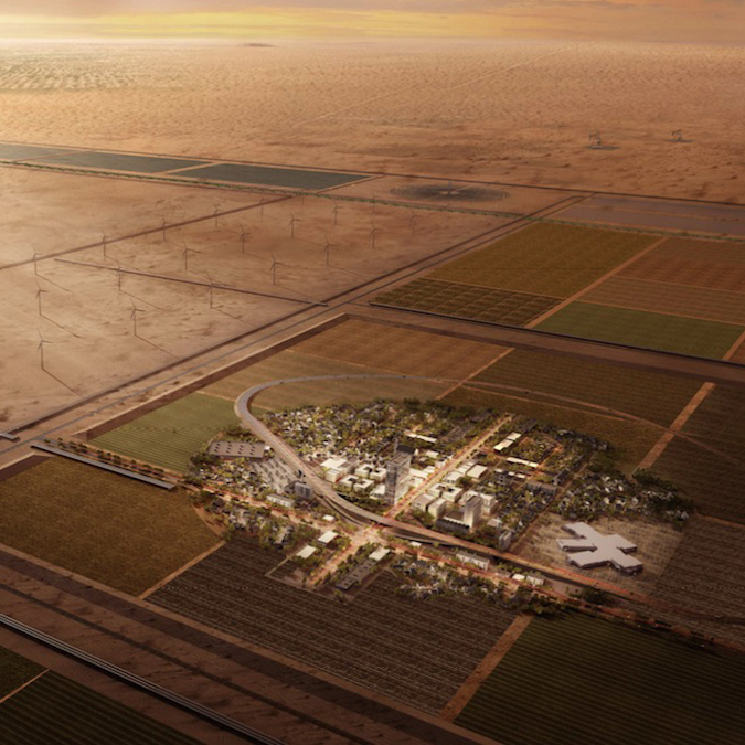 City Lab: World's Largest Urban Simulator Spans 26 Square Miles