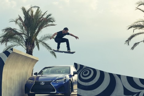hoverboard jump