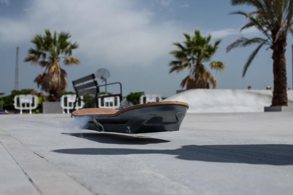 hoverboard park