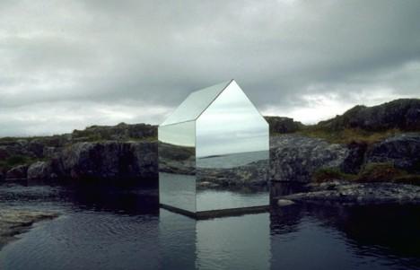 mirror art house