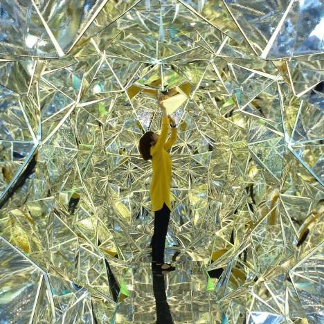 mirror art kaleidoscope 3