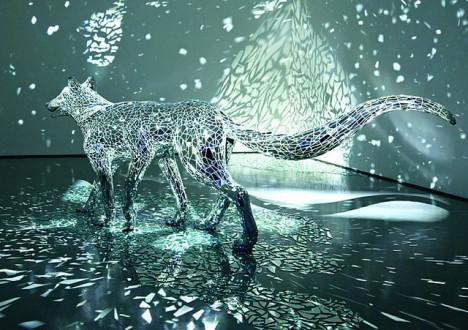 mirror wolf