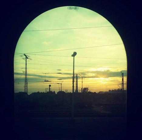 train car living