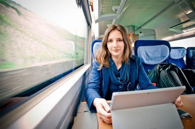 train traveler