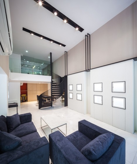 converted multistory mixed use