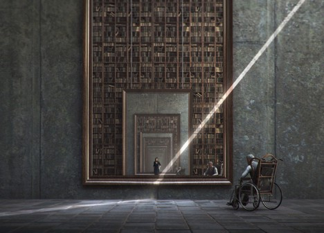 fictional libraries 6