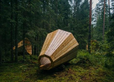 forest megaphone design