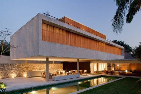 open air house casa p 1