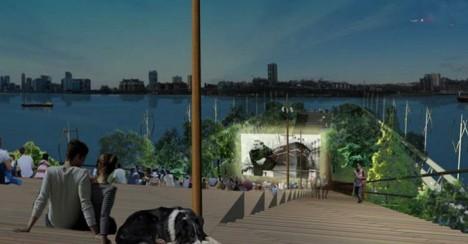 pier 57 rooftop zone
