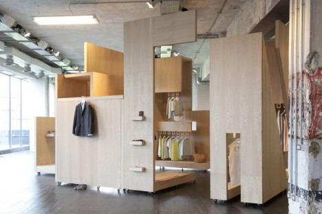 Hot Pop Up Shops 14 Imaginatively Risky Retail Designs Urbanist