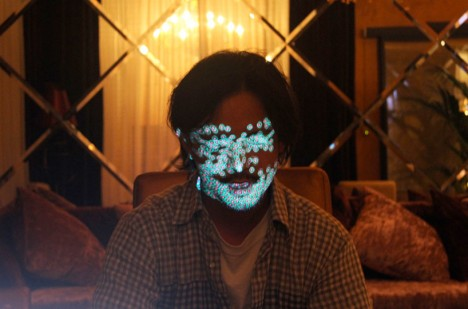 projection mapping faces 1