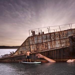 ship graffiti 1