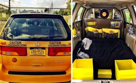 surprise secret cab bnb