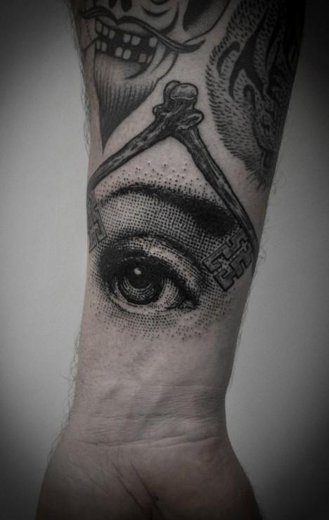 tattoo ien levin 2