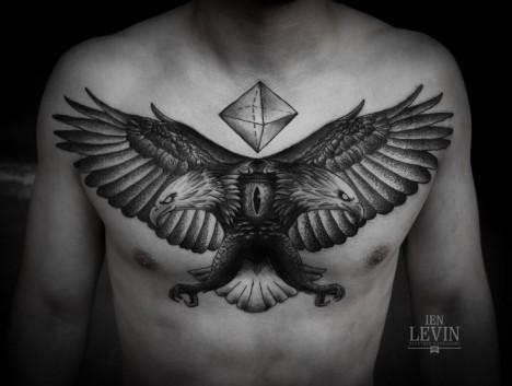 tattoo ien levin 4