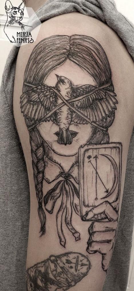 tattoo mirja fenris 5