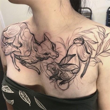 tattoo nomi chi 2