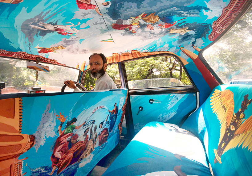 taxi fabric project