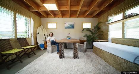 tree house interiors