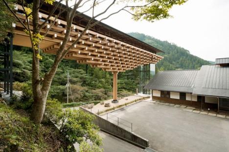 wooden architecture bridge 2